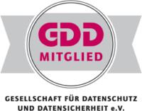 Die Tercenum AG ist Mitglied bei der GDD, der Gesellschaft für Datenschutz und Datensicherheit